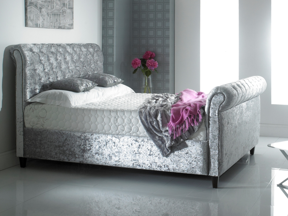 Lavish Chesterfield Bed Frame Lavish Beds And Furniture