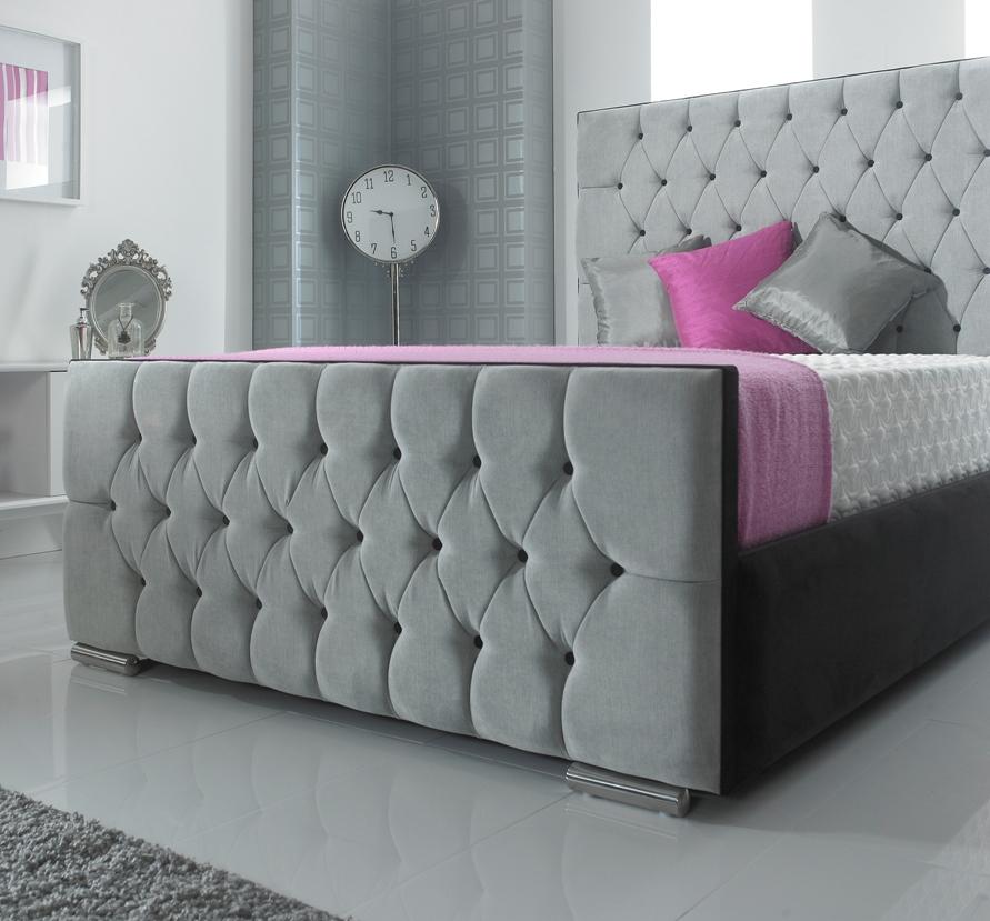 Lavish Jakarta Bed Frame Beds And Furniture
